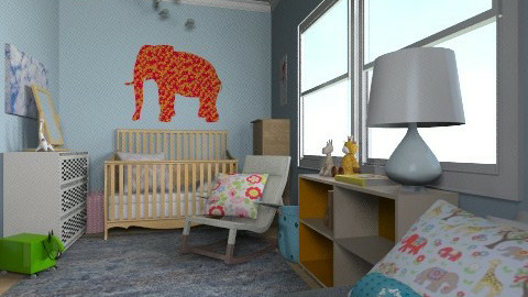 3rd Street Kids - Kids room  - by lauren_murphy