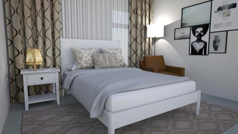 mybedroom3 - Bedroom  - by GaliaM