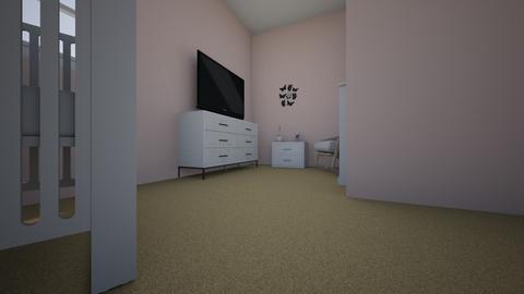 BabyGirl Room  - Modern - Kids room  - by 247120