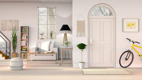 contest 2_Sally Simpson - Eclectic - Living room  - by Sally Simpson