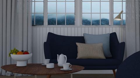 poet - Vintage - Living room  - by HenkRetro1960