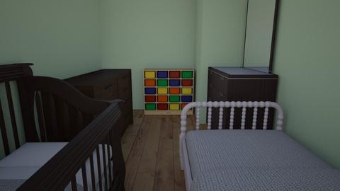 Winona Room V 1  - Kids room  - by MrsKCottageWitch