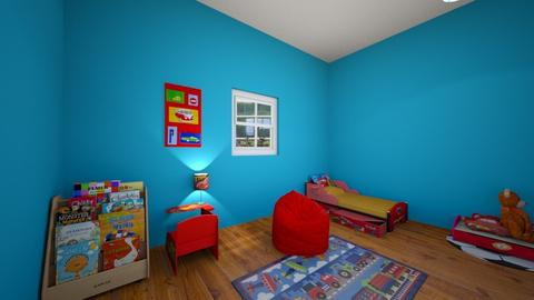 Toddle Bedroom - Kids room  - by Faith Forever
