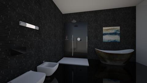 bathroom coal - Bathroom  - by tint concept