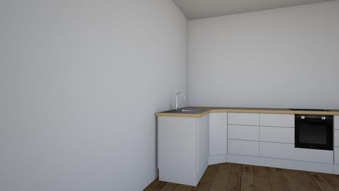 Varga_utca_20_elso - Kitchen  - by Borzoli