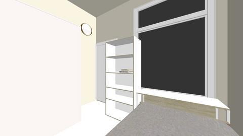 Girls Room - Minimal - Bedroom  - by tarisnadevina