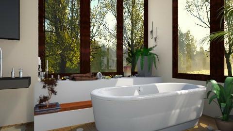 Nature - Bathroom  - by DanielaIoanaEnescu