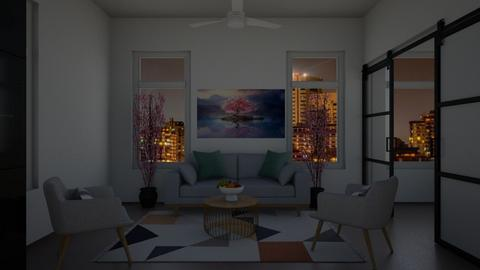 Two Room Contest_LilLil - Living room  - by LilLil