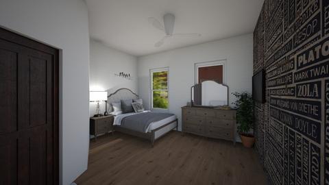 Guest Room - Bedroom  - by lilmckn