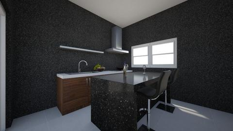 jsjjs - Modern - Kitchen  - by franco1111