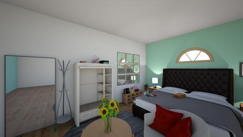 Carito tucumana  - Retro - Bedroom  - by eeeerrrrtttt