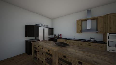 mi bb y yo - Modern - Kitchen  - by antosss