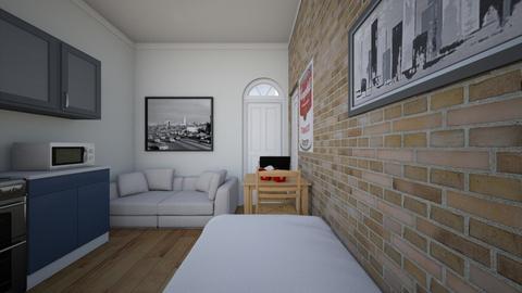 Apartment 25 and a half 2 - by SammyJPili