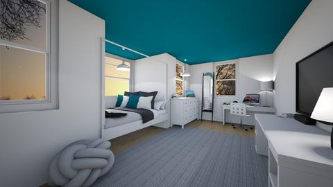 Simple  - Modern - Bedroom  - by oliviabell098234569873er