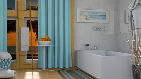 Pacific - Modern - Bathroom  - by stephendesign