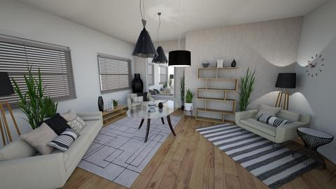 Conran Tribute Contest - Modern - Living room  - by MrsKCottageWitch