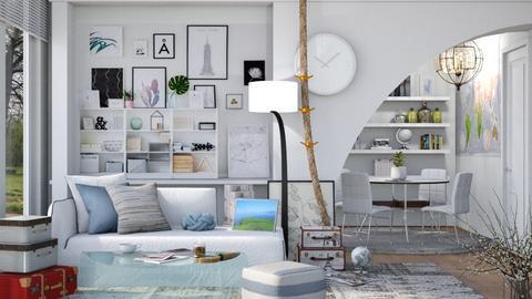 M_traveler - Living room  - by milyca8