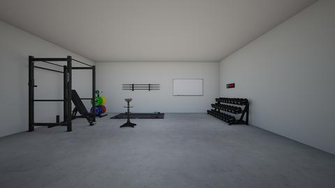 Garage Gym - by rogue_170911fee69c9e8f87adff4c4e3f4
