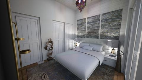 Cala Vadela - Bedroom - by Lisett