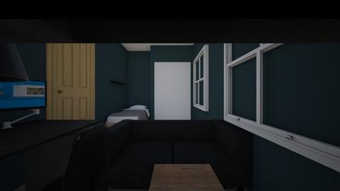 Nytt  - Bedroom - by Luddebulle