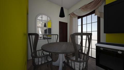 Pettite  - Living room - by oleinikw