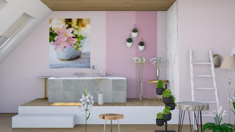 Lily Bathroom - Bathroom - by Vae Riley
