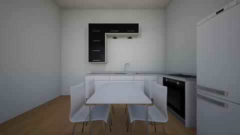 kitchen - Kitchen - by biyaaay