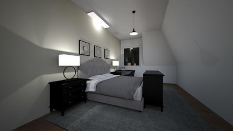 tease a large princess - Classic - Bedroom  - by CrezyCrasz