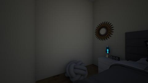 FRENCH HOMEWORK - Modern - Bedroom  - by ayaboudina45