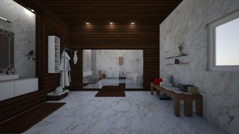 living - Bathroom - by evitsa