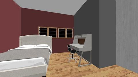 My room - Bedroom  - by Unbreakable