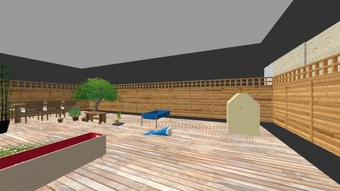 outdoor play area layout - by dreahh50