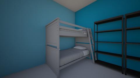 Remake - Modern - Bedroom  - by Abraham170209