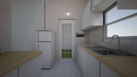 nnn - Kitchen  - by Architectdreams