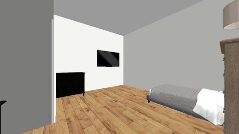 My irl bedroom - Kids room  - by AustinCapeling