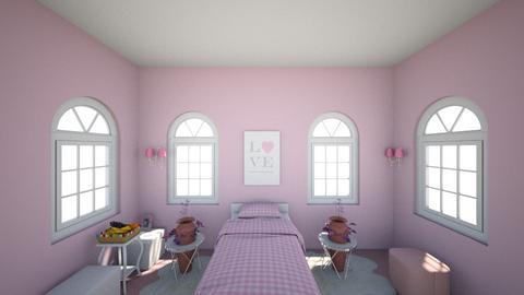 Princess  Bedroom - Bedroom  - by Unimermaid22