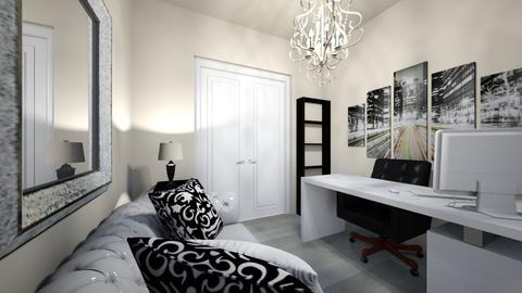 Ashley Lani Office HDI - Modern - Office  - by itisgabbyyy