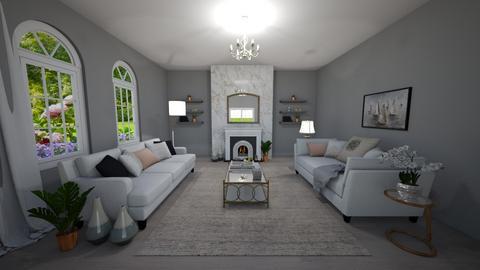 lr - Living room  - by laurencowper