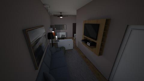 alis room - Modern - Bedroom  - by aliszmn