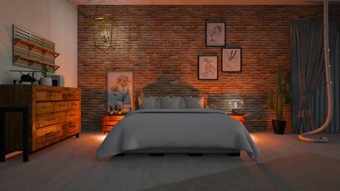 Lynn - Bedroom  - by Noa Jones