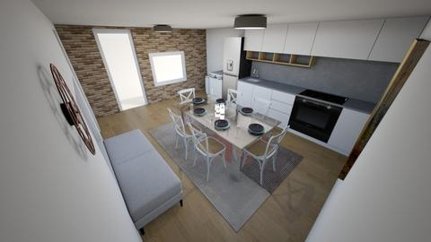 Kitchen - Kitchen  - by NectyAlex