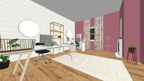 fun office - Office - by alomireles