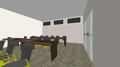 Theatre class  - Office - by Jess2talk