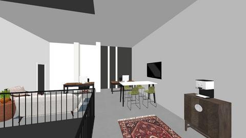 Felix Office 2 - Modern - Office  - by taylorrodriguezak