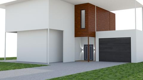 Modern House - Modern - by kitacat