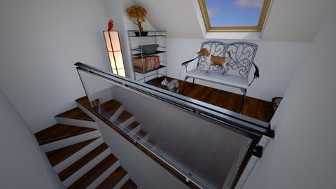 Impressive Staircase - by Tupiniquim