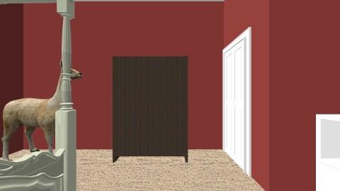 degenerate pleb - Vintage - Bedroom  - by supernaturalnevie