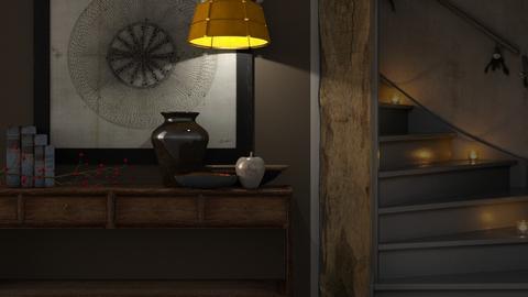 Stillleben - Living room  - by Mum Dali