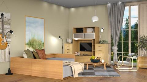 Anton - Living room  - by milyca8