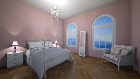 Wall - Feminine - Bedroom - by Twerka